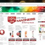 Ukážka internetového obchodu - One Print