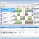 Pracovný kalendár (modul Mzdy a dochádzka)