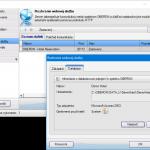 OBERON Center_Rozhranie webovej sluzby